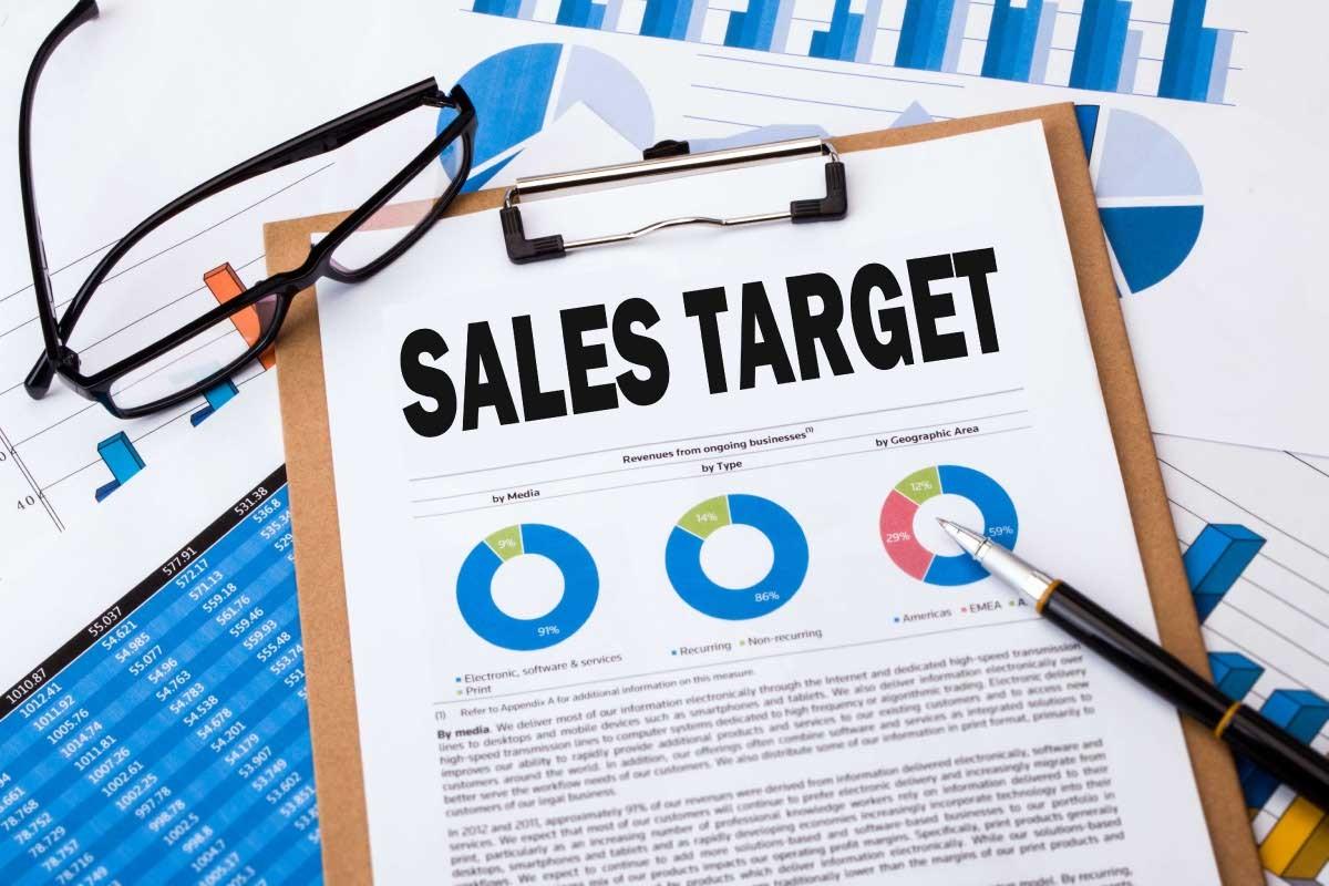 Cách tính doanh số cho nhân viên bán hàng 2